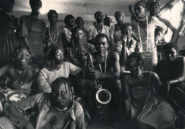 The women of Fela